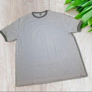 Gap men's crewneck t-shirt blue